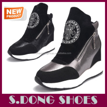 Latest new fashion shoes ladies shoes hills