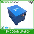 Deep cycle lithium ion battery 10kwh for solar system