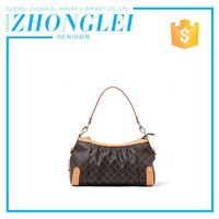 Top Class Lady Leather Handbags Women Bags