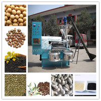 New designed automatic mini screw oil press/expeller 6 YL-100 equipment with low investment