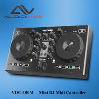 Dong Guan factory OEM & ODM supply MINI DJ midi Controller VIRTUAL DJ