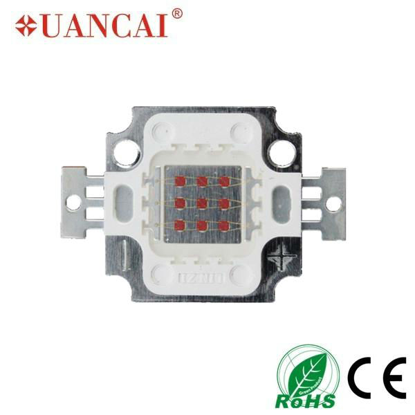 1w 10w 20w yellow high power led module uv