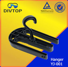 Diving Clothes Hanger Neoprene Clothes Hanger Diving Boot Hanger