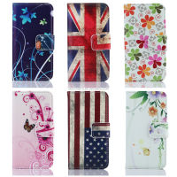 Fancy cheap with hot selling wallet case for iphone 5