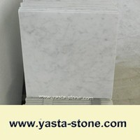 Wholesale Italy Carrara Polished White Carrera Marble