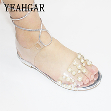 Chinese Comfortable Flat Sexy Lady Sandals
