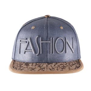 Unique Shining Economical Eco-friendly Cheap Custom Leather Strap Wholesale  Snapback Hats d02235f0eda7