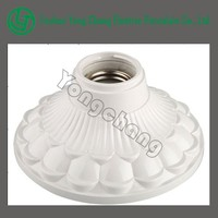 Screw lampholder manufacturer porcelain south africa and uk wall socket