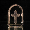 Crystal Religious Craft Crystal Cross MH