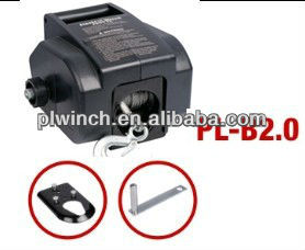 electric anchor mini electric winch - 2000LBS for fishing boat