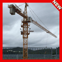 New Type Good Price QTZ63 Automatic Electric ntp Tower Crane