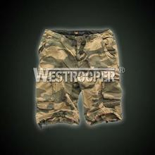 BIG GAME VINTAGE CARGO PANTS SHORT CAMO
