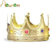 Hot Sale PP Halloween Party Wedding Crown Tiaras