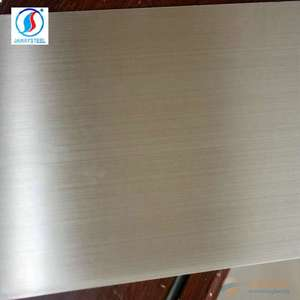 high quality no. 4 brushed finish stainless steel sheet/plate 201 202 304 304L 316 316L 310 2205 17-4 630 410 409L 904L etc.