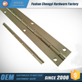 72 inch long brass box piano hinge