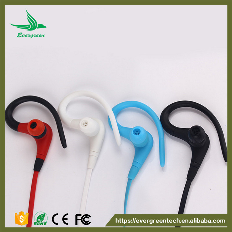 Classic style made in china bluetooth headset wireless gaming headphones earphone from Evergreentech company