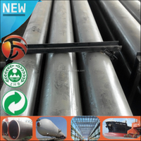Large stock Fast Delivery Thick Wall Seamless carbon steel pipe/tube sch40 black steel pipe ASTM A120