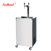 economy draught beer dispenser for beer making