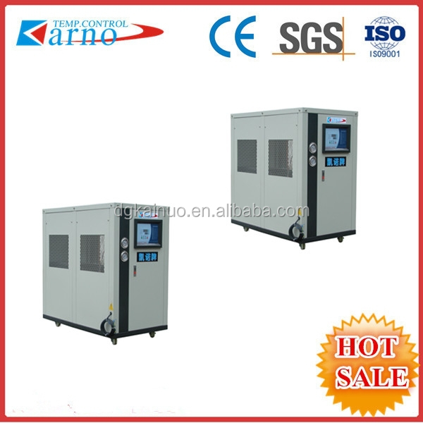 10ton small scroll air cooled water chillers