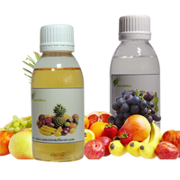 Natural Concentrated Fruit Flavors different tastes liquid fruit flavors hot selling
