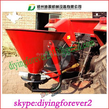tractor mounted fertilizer spreaders/tractor driven sand spreader