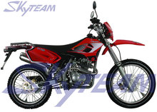 SKYTEAM 125cc 4 stroke Enduro Trail Bike Motorcycle (EEC EUROIII EURO3 Approval)