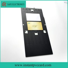 ID Card Tray for Epson R300 Printer