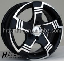 HRTC Newest product 12*4.5 and 13*5.5 and 14*6.0 and 15*6.5 jcb wheel rim with various size