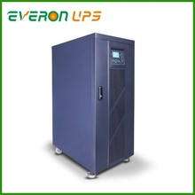ISO9001 manufacturer 16000 square meters 30kva online ups