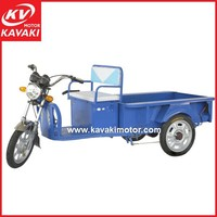 Good Quality Kavaki Tricycle Factory Three Wheel Electric Tricycle Rickshaw For Cargo 800kgs