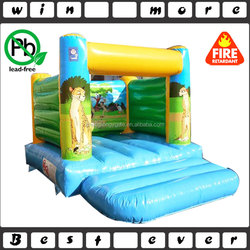 New design commercial grade inflatable jumer, kids and adults trampoline bed for sale