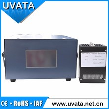 Water cooling Energy saving UV curing system for car paint