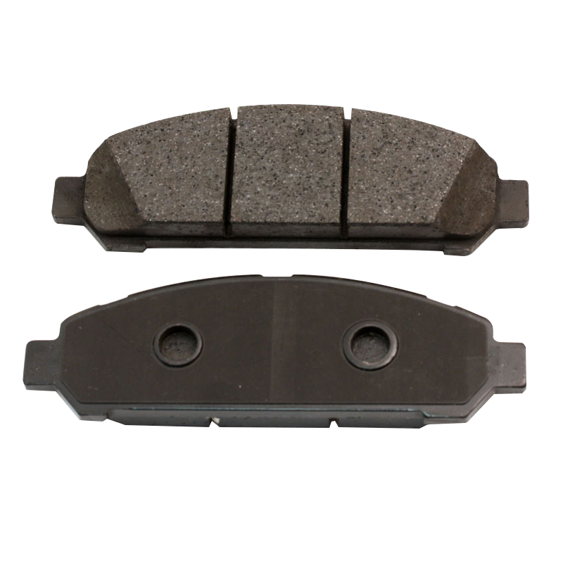 Auto parts brake pad for chevrolet n300