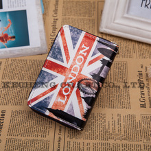 Union Jack Wallet Purse