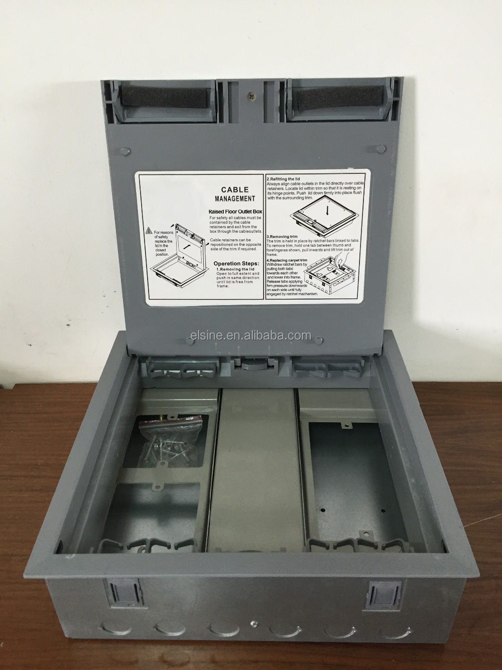 Cash 4 Sc >> Waterproof Electrical Raised Floor Boxes Systems Under ...