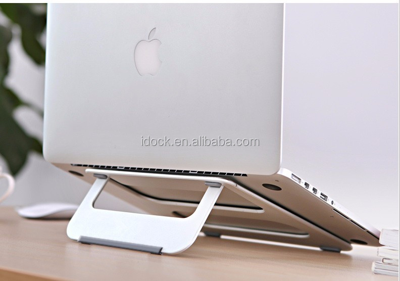 Accessories for mackbook air pro stand aluminum