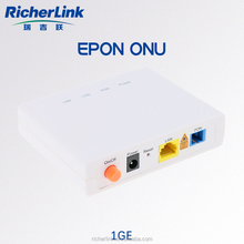 ftth epon onu modem 1 port,epon onu for fiber optic network router