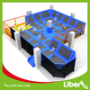 Liben Manufacturer Commercial Adults Indoor Trampoline Park