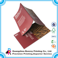 different kind of glossy cheap magazine printing