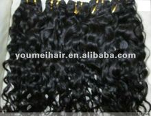 new design amazing 100%virgin hair curly weave brand cheap