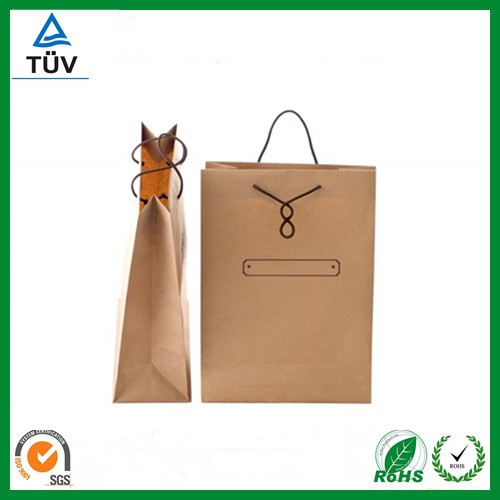 high quality cheap price paper bag,customized design acceptable paper shopping bag