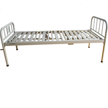 Clinic manual sickroom folding 2 functions bed for medical
