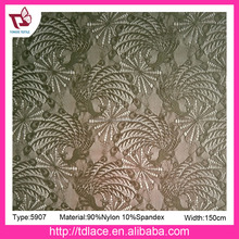 2017 china best sell lace fabric for lady dress,high quality home textiles
