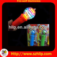 Flashing gifts, flashing spinning ball ,China christmas gifts for Brand Promotional