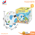 Diy white Ceramic piggy bank, painted colorful pottery bank for kids,Best gift 3d lovely money box