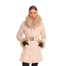 New Design Durable Winter Top Quality Ultra Light Ladies Down Jacket
