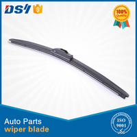 Universal bosch type silicone clean wiper blade,car accessories manufacturers