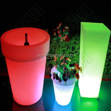 PP Plastic Type and Pots Type solar led flower pot light
