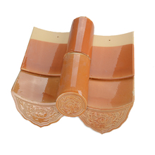 ML-001 HANSE grade A Chinese style interlocking roof tiles