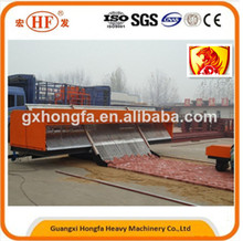 China Best Automatic Tiger Stone Paving Machine